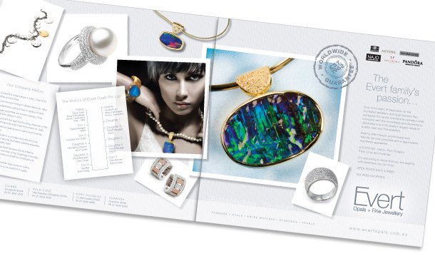 Evert Opals & Fine Jewellery | General Advertising