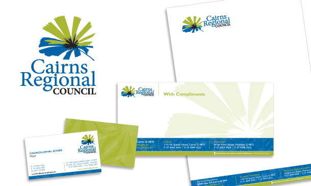 Cairns Regional Council | Corporate Branding