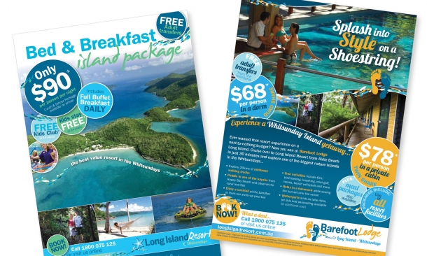 Ocean Hotels & Tourism | Flyers
