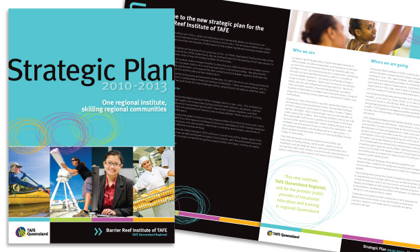 TAFE Queensland | 20-page 2010-2013 Strategic Plan Document