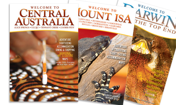 Australian Tourist Publications   Welcome to